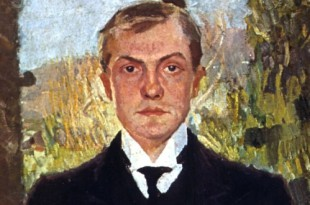 12 февраля 1884 года родился Макс Бекман