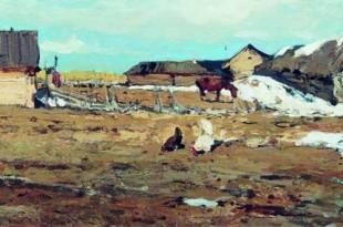 21 февраля (9 февраля по ст.стилю) 1875 года родился Леонард (Леонид) Викторович Туржанский