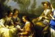 15 февраля 1705 года родился Шарль Андре Ван Лоо.
