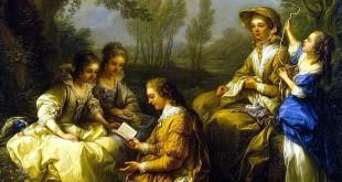 15 февраля 1705 года родился Шарль Андре Ван Лоо