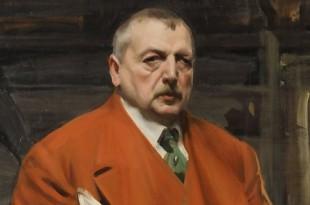 18 февраля 1860 года родился Андерс Леонард Цорн