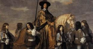 24 февраля 1619 года родился Шарль Лебрен