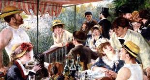 25 февраля 1841 года родился Пьер Огюст Ренуар.
