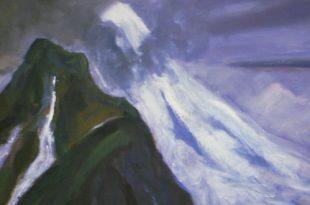 Выставка живописи и акварелей Тамары Старженецкой.