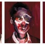 """Мишель Платник """"После. Три эскиза к портрету Люсьена Фрейда, 1965"""". 2013"""