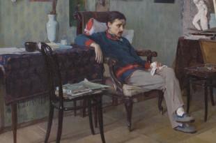 28 марта (16 марта по ст.стилю) 1865 года родился Алексей Михайлович Корин.