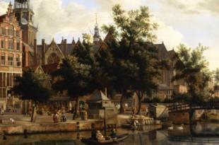 5 марта 1637 года родился Ян Ван дер Хейден.