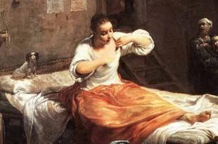 16 марта 1665 года родился Джузеппе Мариа Креспи.
