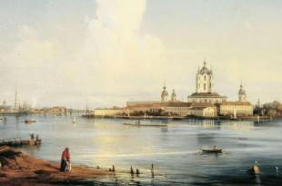 28 марта (16 марта по ст.стилю) 1824 года родился Алексей Петрович Боголюбов.