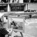 "Джесси Александер ""Художник. Монако"" 1960"