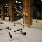 Коллекция артефактов А.Гросицкого - источник вдохновения художника