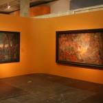 Экспозиция выставки. Работы Г.Якулова до 1917 года