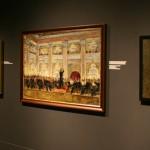 Искусство в эвакуации - картины И.Грабаря и М.Кончаловского