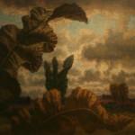 """Игорь Орлов """"Мир растений и облаков"""" 1992"""