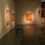 Экспозиция выставки. Артистические кафе