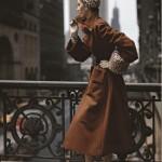Норман Паркинсон, Glamour, октябрь 1949