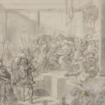 """Козловский М.И. """"Меропа, избавленная сыном от тирана"""" Вторая половина 1770-х"""