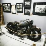 ПМЗ-А-750. Первый советский тяжелый мотоцикл.