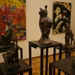 Павел Тураев - скульптуры разных лет
