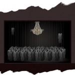 """Максим Обрезков """"Война"""", Чеховский фестиваль совместно с Эдинбургским фестивалем"""