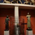 Греческий зал 16 - во время войны и сейчас