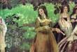 14 апреля (2 апреля по ст.стилю) 1870 года родился Виктор Эльпидифорович Борисов-Мусатов.