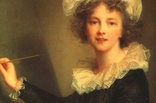 16 апреля 1755 года родилась Мария Элизабет Луиза Виже-Лебрен.