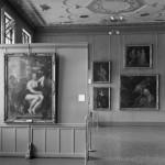 Полотна фламандских живописцев 17 века на выставке 1955-го года