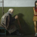 "Гелий Коржев ""Внучка солдата"" 2004"