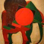 "Владимир Немухин ""Супер-слон"" 1992"