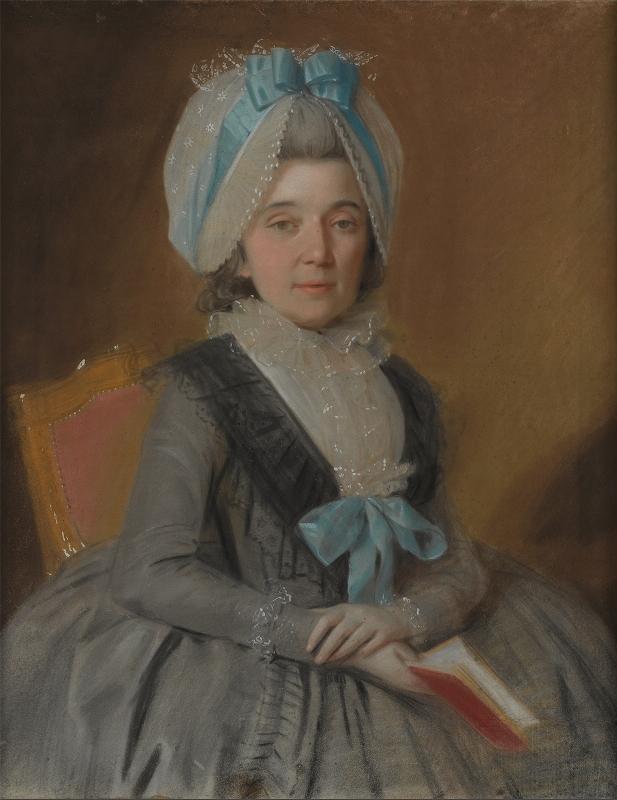 """Барду И. """"Портрет княгини П.И.Голицыной, рожденной Шуваловой"""""""