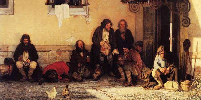 19 апреля (7 апреля по ст.стилю) 1834 года родился Григорий Григорьевич Мясоедов.