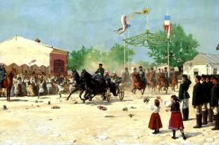 13 апреля (1 апреля по ст.стилю) 1837 года родился Николай Дмитриевич Дмитриев-Оренбургский.