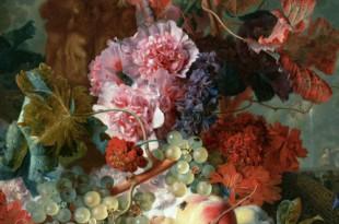 15 апреля 1682 года родился Ян ван Хёйсум.