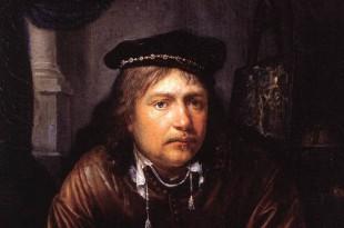 7 апреля 1613 года родился Герард Доу.