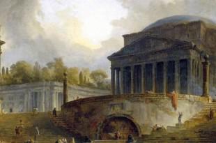 22 мая 1733 года родился Юбер Робер