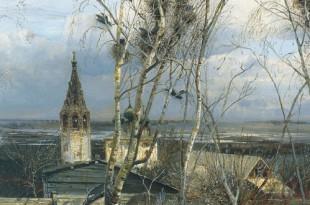 24 мая (12 мая по ст.стилю) 1830 года родился Алексей Кондратьевич Саврасов