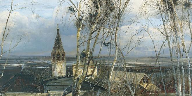 24 мая (12 мая по ст.стилю) 1830 года родился Алексей Кондратьевич Саврасов.