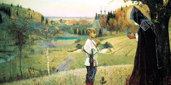 31 мая (19 мая по ст.стилю) 1862 года родился Михаил Васильевич Нестеров.