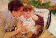 22 мая 1844 года родилась Мэри Кассат.