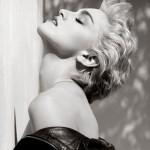 "Херб Ритц ""Мадонна, (профиль для альбома «TrueBlue»)"" Голливуд, 1986"