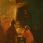 "Лев Жегин ""Библейский мотив"" Начало 1920-х"