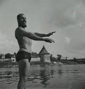 Алексей Аникеенок, Псков, 1970