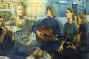 24 июня 1944 года родилась Татьяна Григорьевна Назаренко.