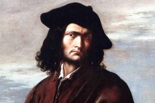 20 июня 1615 года родился Сальватор Роза.