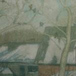 "12. Крымов Николай ""К весне"" 1907 Холст, масло 52х71 Государственная Третьяковская галерея"