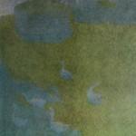 """4. Крымов Николай """"Под солнцем"""" 1905 Картон, масло 35х27,5 Государственный Русский музей"""