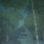 """6. Крымов Николай """"Ночь серебристая"""" 1907 Картон, масло 36х40 Собрание В.Дудакова и М.Кашуро"""