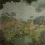 """7. Крымов Николай """"Сосны"""" 1907 Холст, масло 80х80 Из собрания В.Я.Андреева"""