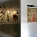 Экспозиция выставки в Галерее 11.12